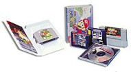 Universal Combo Game Case - Qty 4 (The Very Last 4)