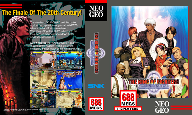The King of Fighters 2000 NC/5