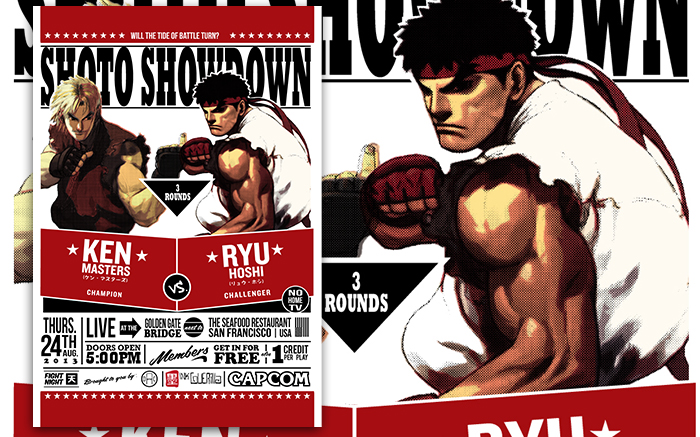 The Shoto Showdown by InkGuerilla
