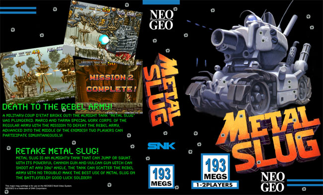 Metal Slug ID