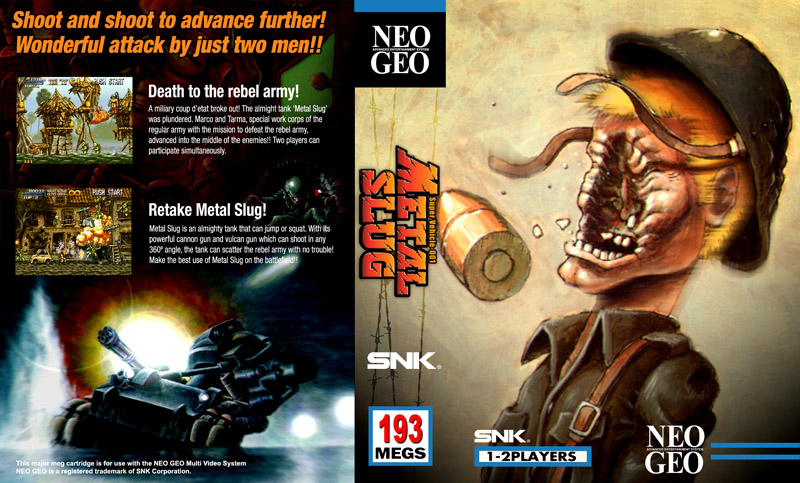 Metal Slug DB/US