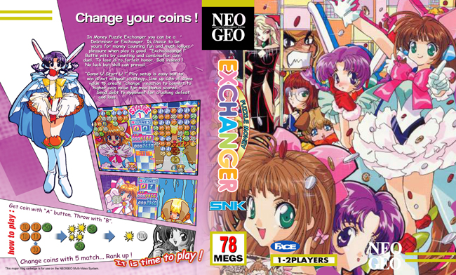 Money Puzzle Exchanger NC