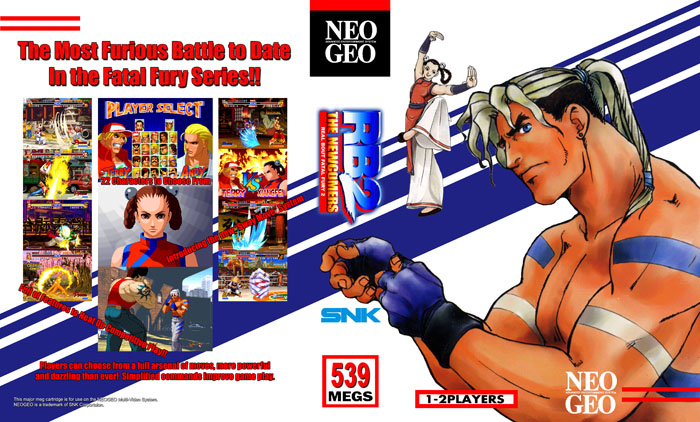 Real Bout Fatal Fury 2 XX