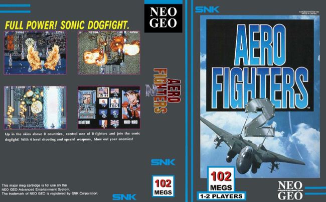Aero Fighters 2 / Sonic Wings 2 BS/LE1