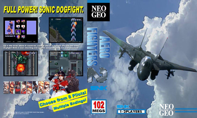 Aero Fighters 2 / Sonic Wings 2 NC