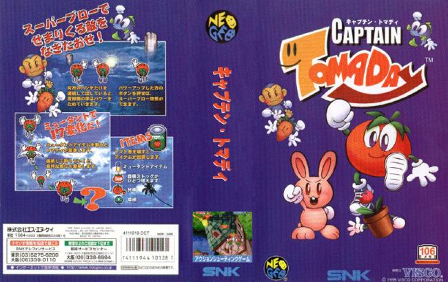 Les Exclu. Neo Geo MVS CaptaintomadayNTF