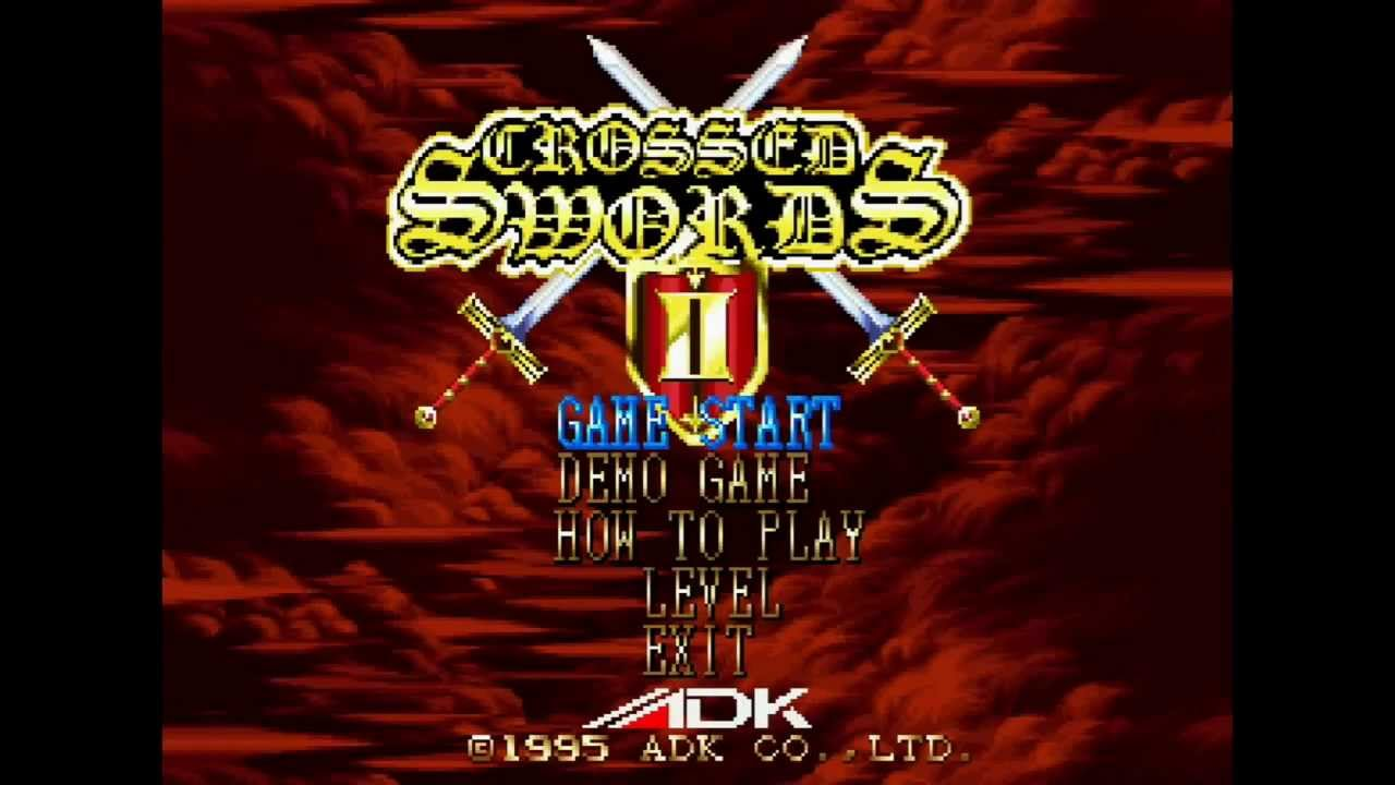 Crossed Swords 2