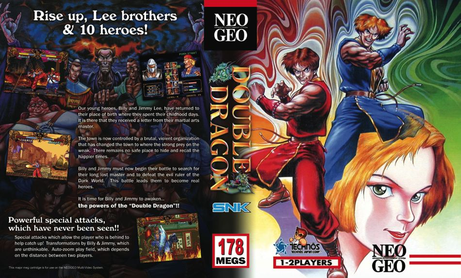 Double Dragon LGFF