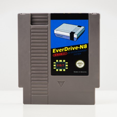 Everdrive N8 NES by krikzz