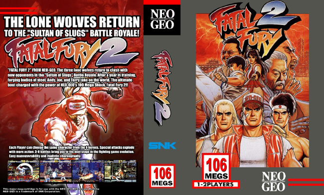Fatal Fury 2 MY