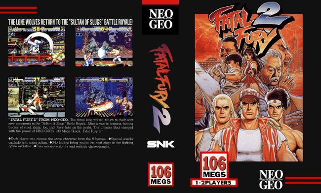 Fatal Fury 2 BB
