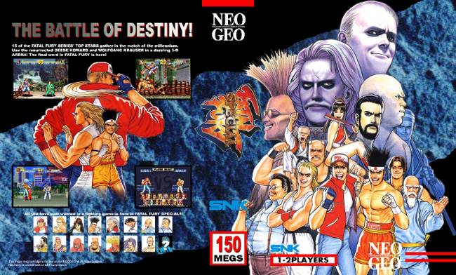 Fatal Fury Special NC