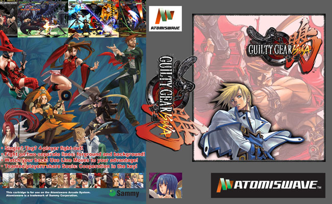 Guilty Gear Isuka AW/LE