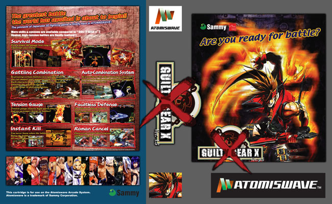 Guilty Gear X 1.5 AW/LE
