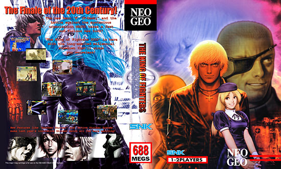 King of Fighters 2000 LG