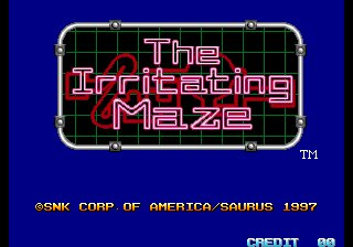 Irritating Maze, The