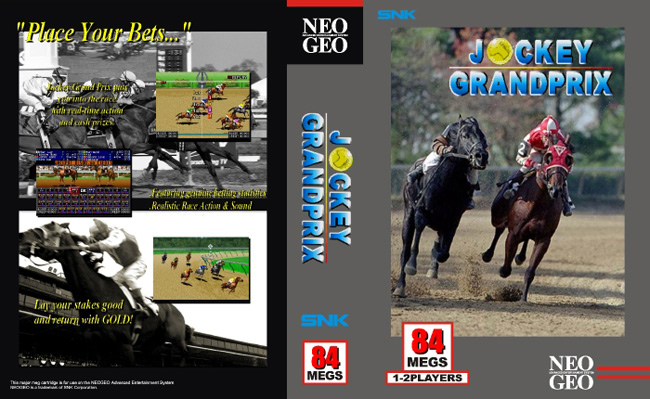 Jockey Grand Prix DX
