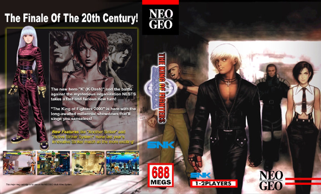 The King of Fighters 2000 NC/2