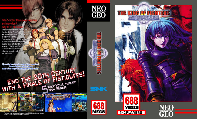 The King of Fighters 2000 NC/3