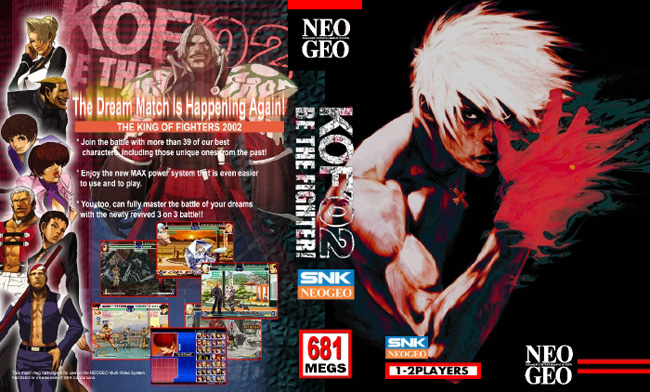 The King of Fighters 2002 NC/2