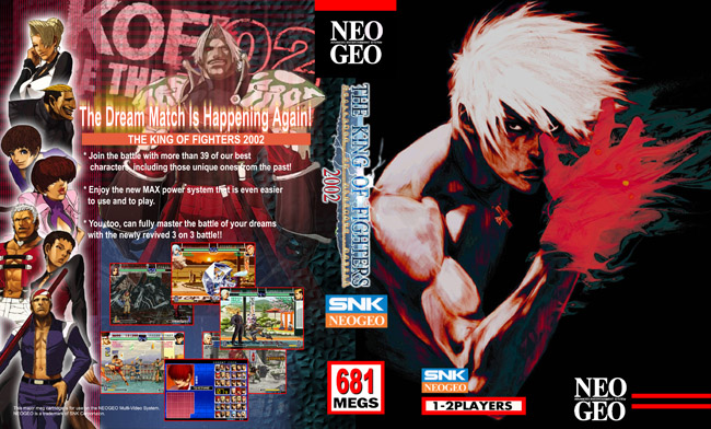 The King of Fighters 2002 NC/3