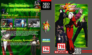The King of Fighters 2003 NC/1