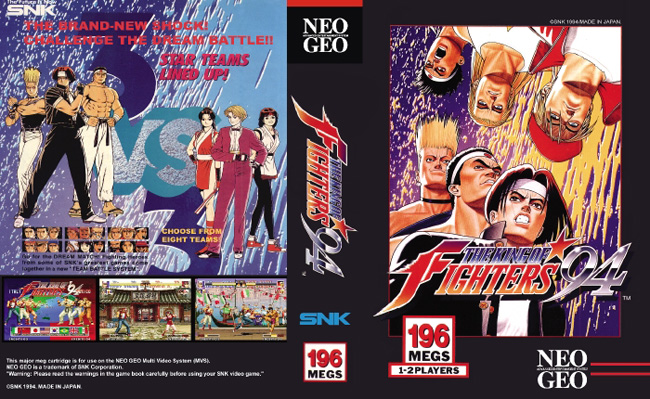 The King of Fighters '94 DF