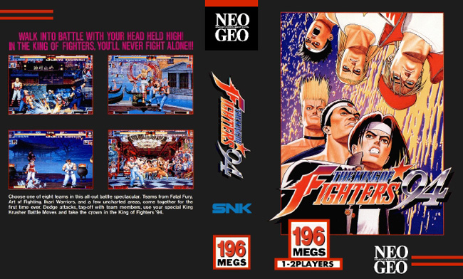 The King of Fighters '94 BB