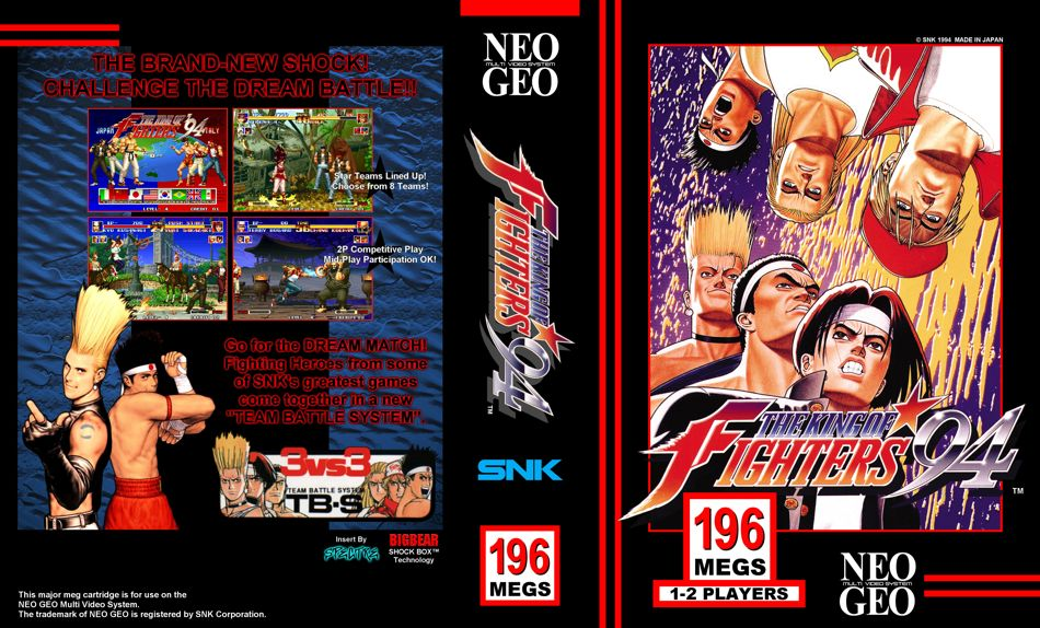 The King of Fighters '94 SP
