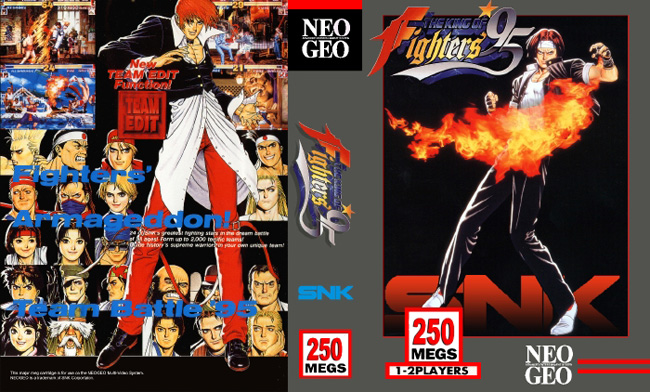 The King of Fighters '95 BB/NA
