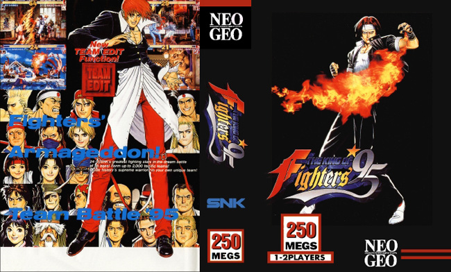The King of Fighters '95 BB