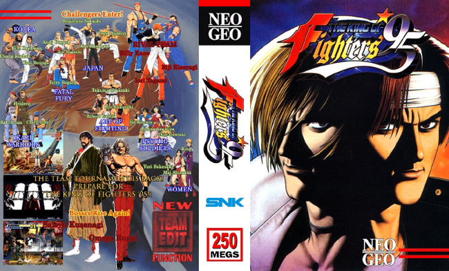 The King of Fighters '95 GL