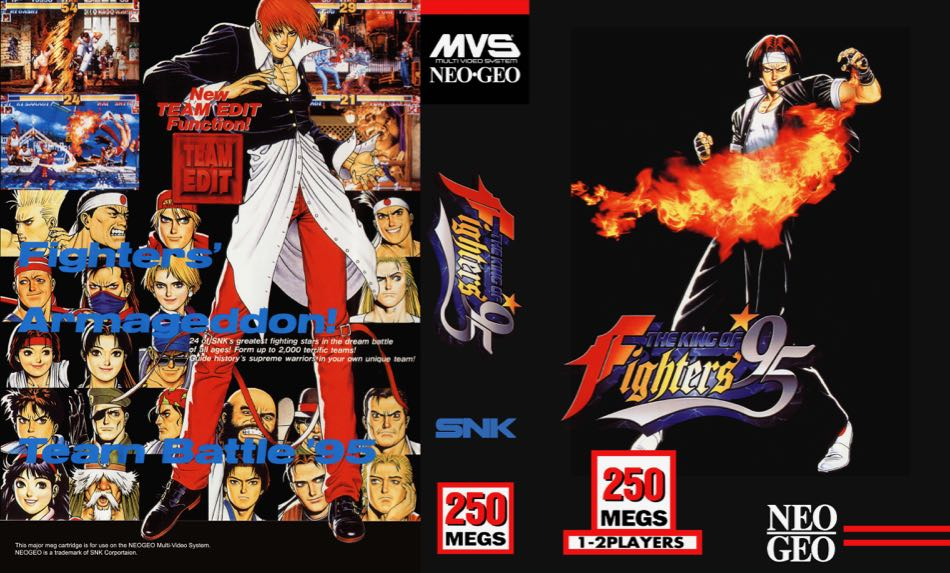 The King Of Fighters \'95 MF