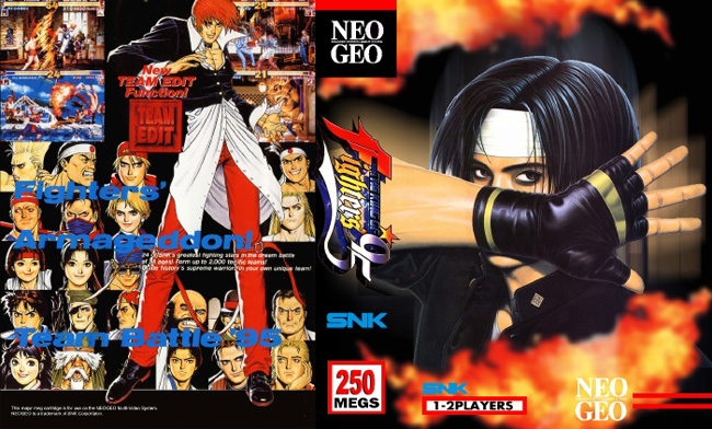 The King of Fighters \'95 NC