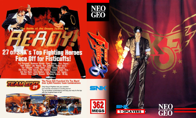 The King of Fighters '96 NC