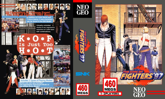 The King of Fighters '97 NC/1
