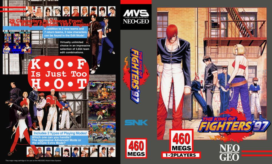 The King of Fighters '97 MF