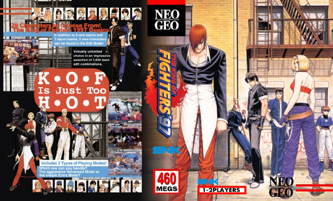 The King of Fighters '97 NC/2