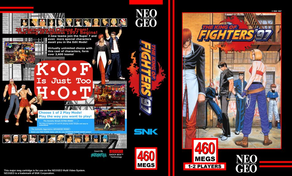 King of Fighters '97 SP