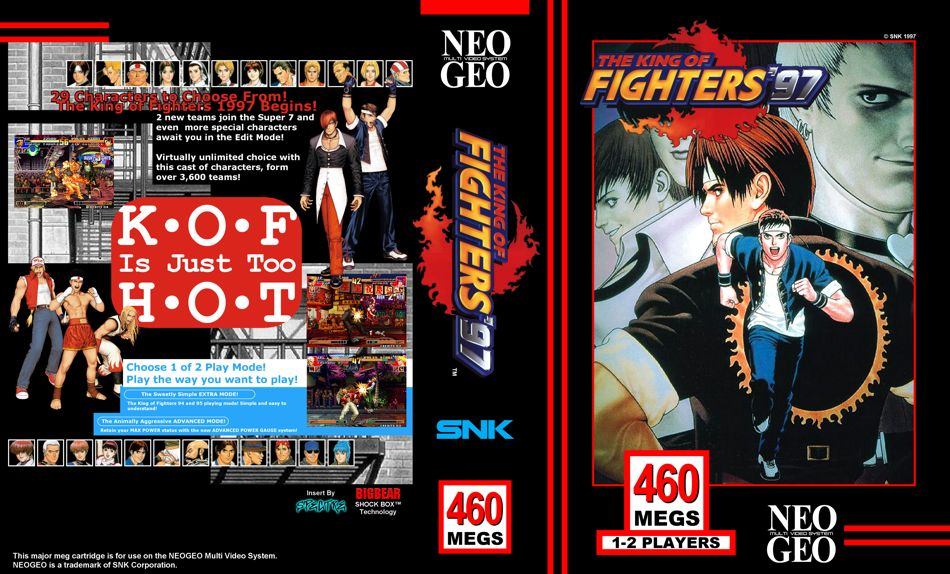 King of Fighters '97 SP2