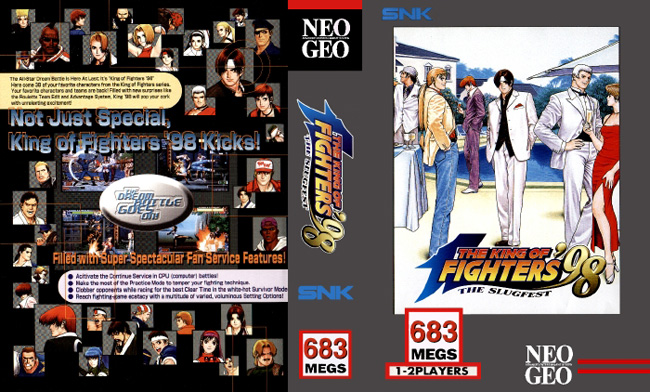 The King of Fighters '98 BB