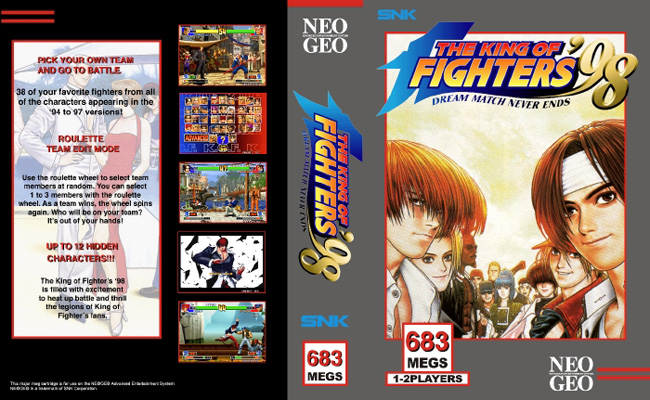 The King of Fighters '98 L/1