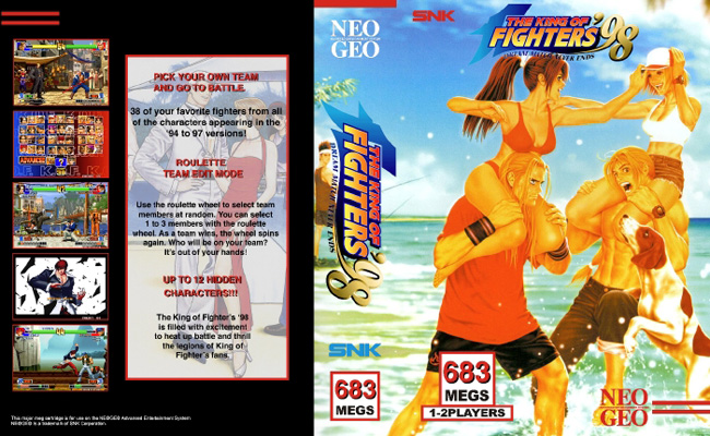 The King of Fighters '98 L/2