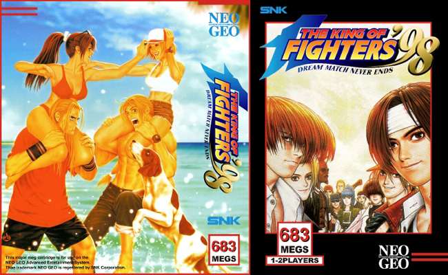 The King of Fighters '98 L/3