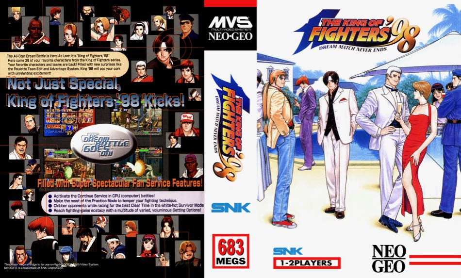 The King of Fighters '98 MF