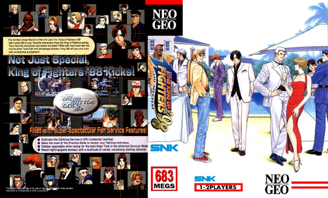 The King of Fighters '98 NC