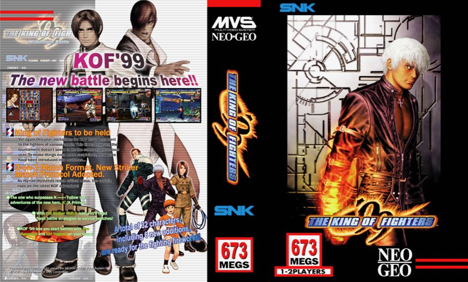 The King of Fighters '99 MF