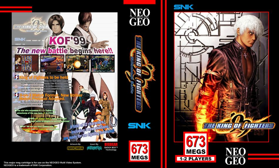 The King of Fighters '99 SP