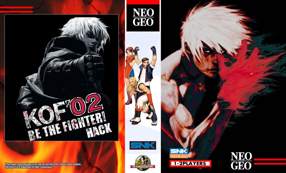 King of Fighters 10th Ann. JR Box