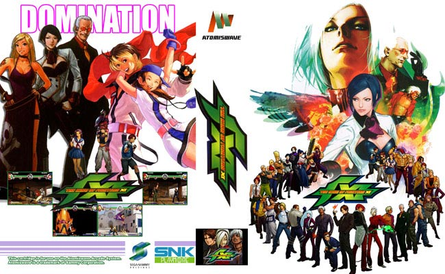 King of Fighters XI XX/1